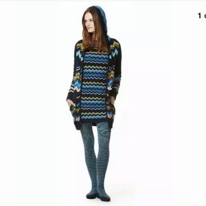 Missoni for Target  Zigzag  Lined Knit Tunic Dress